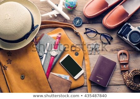 the travel and clothing accessories apparel stock photo © master1305