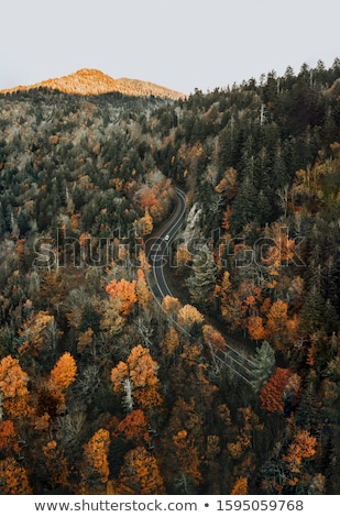 High Mountains Electric Storm Scenery Stock photo © lightpoet