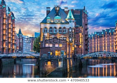 'Altes Land' in Hamburg, Germany Stock photo © franky242