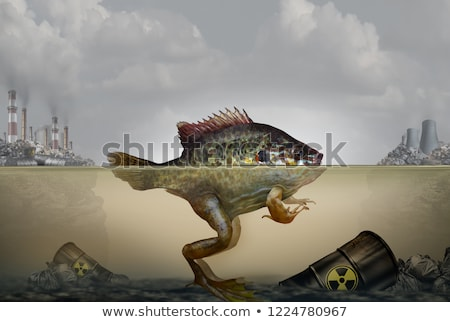 Environmental Pollution Genetic Mutation Stock photo © Lightsource
