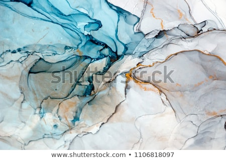 Abstract mixing of colorful painting as a creative background. Stock photo © artjazz