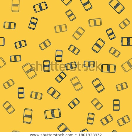 Taksówką połączenia telefon usługi online ikona Zdjęcia stock © pikepicture