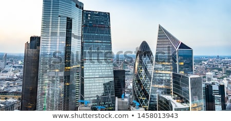 Foto stock: London On A Bright Day