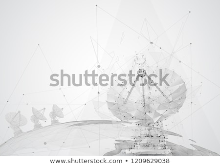 аннотация вектора электроника силуэта набор прибыль на акцию Сток-фото © sdmix