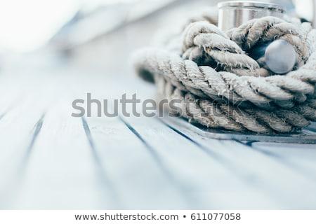 Sailing Ship Detail  Stock photo © Laks