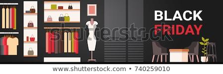 mulher · sensual · elfo · roupa · natal · olho - foto stock © place4design