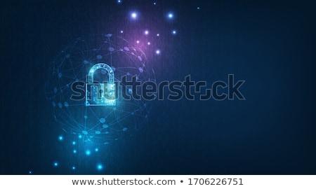 closed   key security stock photo © photocreo