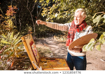 painting is my new hobby stock photo © photography33