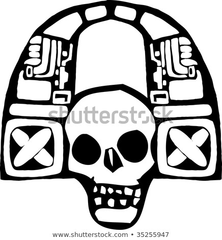 Headphones of the Maya Stock photo © xochicalco