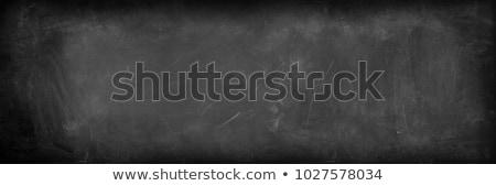 Okul tahta örnek dizayn beyaz soyut Stok fotoğraf © dvarg