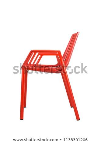 金属 座席 抽象的な 背景 色 ストックフォト © jadthree