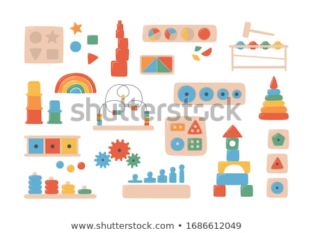 Infants toy Stock photo © kitch