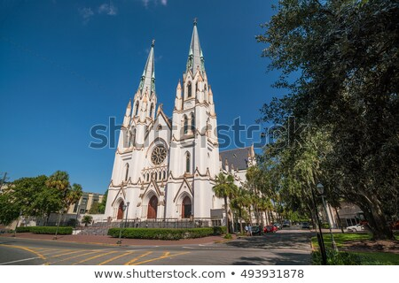 Cathedral of St. John the Baptist Stock photo © joyr