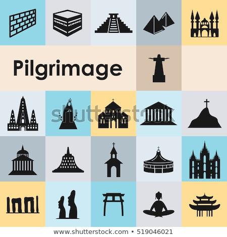 Place of pilgrimage Stock photo © CaptureLight