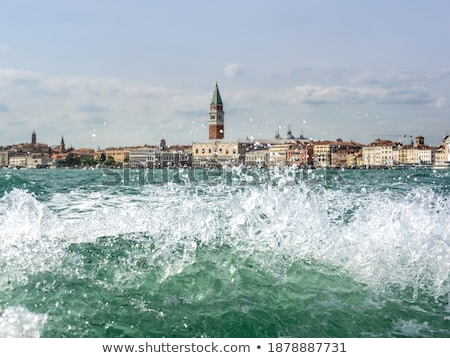 venice as seen from the lagoon stock photo © andreykr