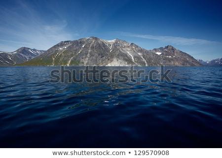 yelkencilik · güney · gökyüzü · su · doğa · dağ - stok fotoğraf © Imagix