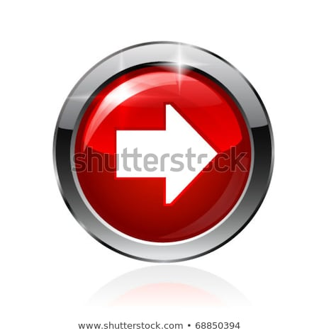 Colored and glossy arrows buttons stock photo © make