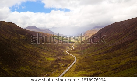 Loch Maree Stock photo © ollietaylorphotograp