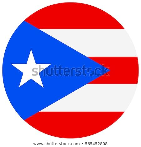 Button Puerto Rico Stock photo © Ustofre9