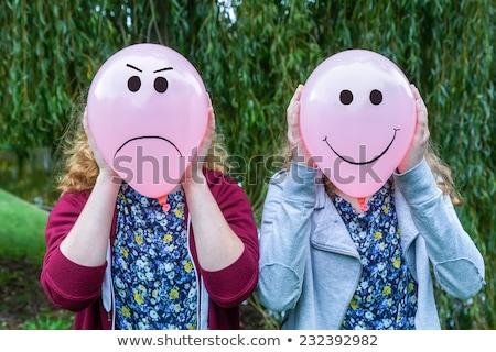 анонимный отношение портрет три бизнеса Сток-фото © pressmaster