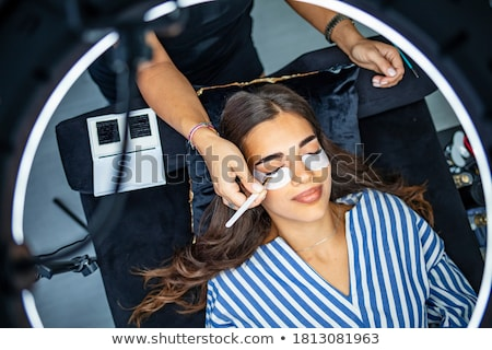 Artificial Eyelashes 2 Stock photo © dash