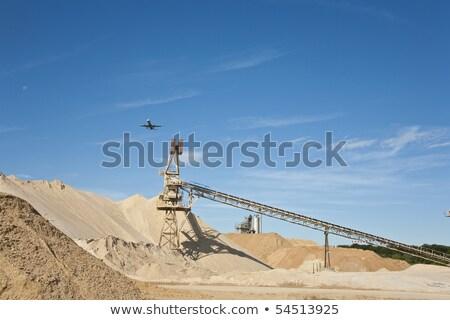 sóder · benyomás · déli · Németország · épület · építkezés - stock fotó © meinzahn