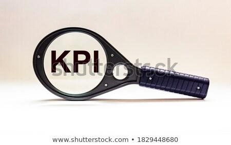 Stock fotó: Nagyító · régi · papír · piros · függőleges · vonal · papír