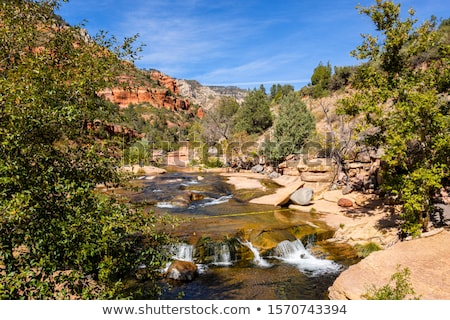 Stock photo: Red Rock State Park Sedona