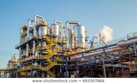сахар мельница завода механизм станция технологий Сток-фото © photosoup