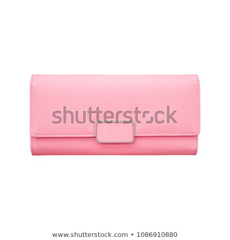 Women Wallet isolated on white background Stock photo © shutswis