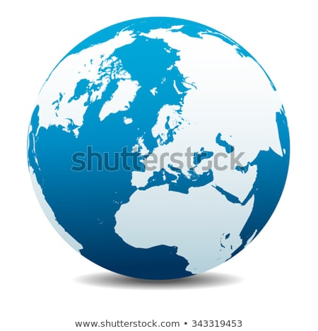 North Pole Europe Top of the World Stock photo © fenton
