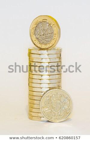 ouro · prata · bronze · cobre · moedas · vetor - foto stock © bluering