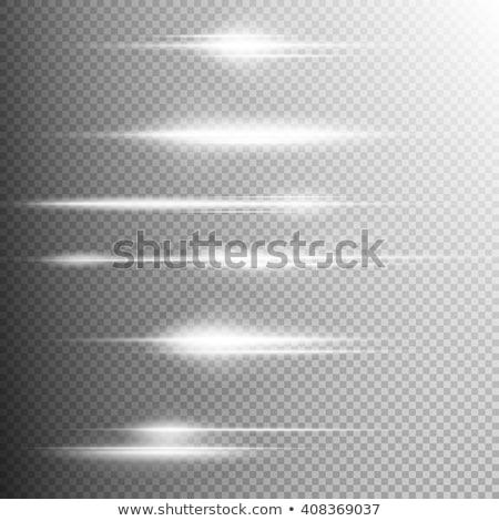 Foto stock: Luz · mover · efeito · transparente · eps · 10