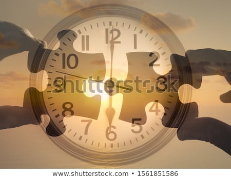 Time Puzzle Stock photo © Lightsource