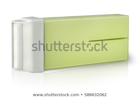 cartridge with wax for depilation on the side stock photo © cipariss