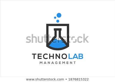 биотехнология химического лаборатория изделия из стекла bio органический Сток-фото © JanPietruszka