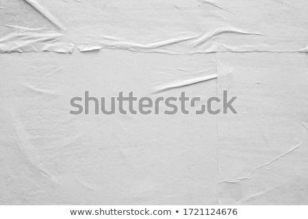 Crumpled up paper Stock photo © icemanj