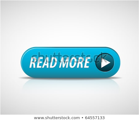 Duży przeczytać więcej przycisk cień Zdjęcia stock © orson