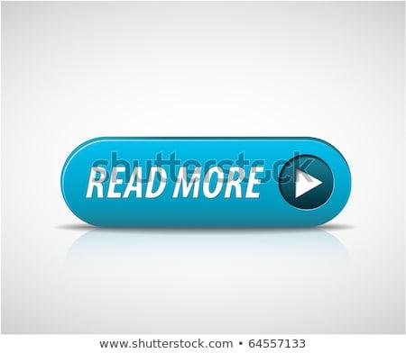 Big Read More button Stock photo © orson