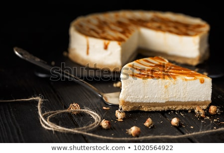 Delicious homemade cheesecake Stock photo © Melnyk