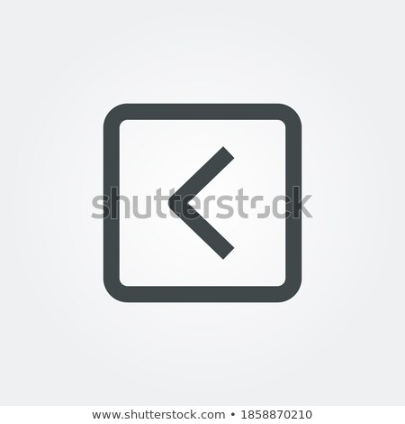 Lock icon app button  Vector illustration isolated on white