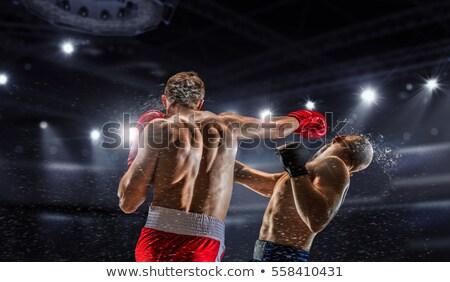 Knockout Stock photo © colematt