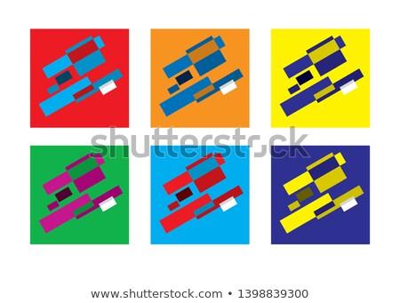 establecer · resumen · diseno · vector · plantilla · cubrir - foto stock © glasaigh