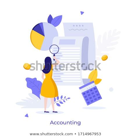 Business services vector concept metaphors Stock photo © RAStudio
