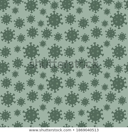 Coronavirus gedruckt Diagnose grünen verschwommen Text Stock foto © tashatuvango