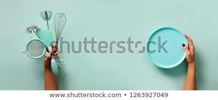 バナー 料理 材料 ベーカリー フレーム ストックフォト © Illia