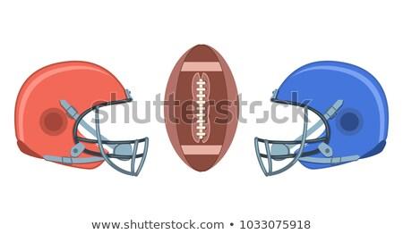 Realistic Sports Equipment. Vector Eps 8 / Clip Art Stock photo © damonshuck