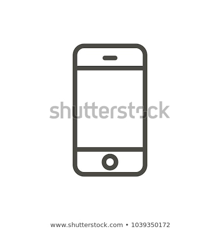 six web site internet app icons stock photo © fenton