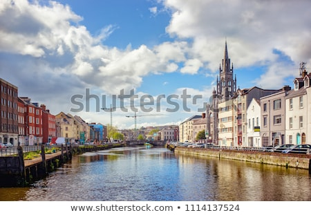 Cork cityscape Stock photo © luissantos84