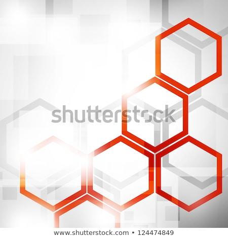 etherisch · abstract · ontwerp · papier - stockfoto © artida